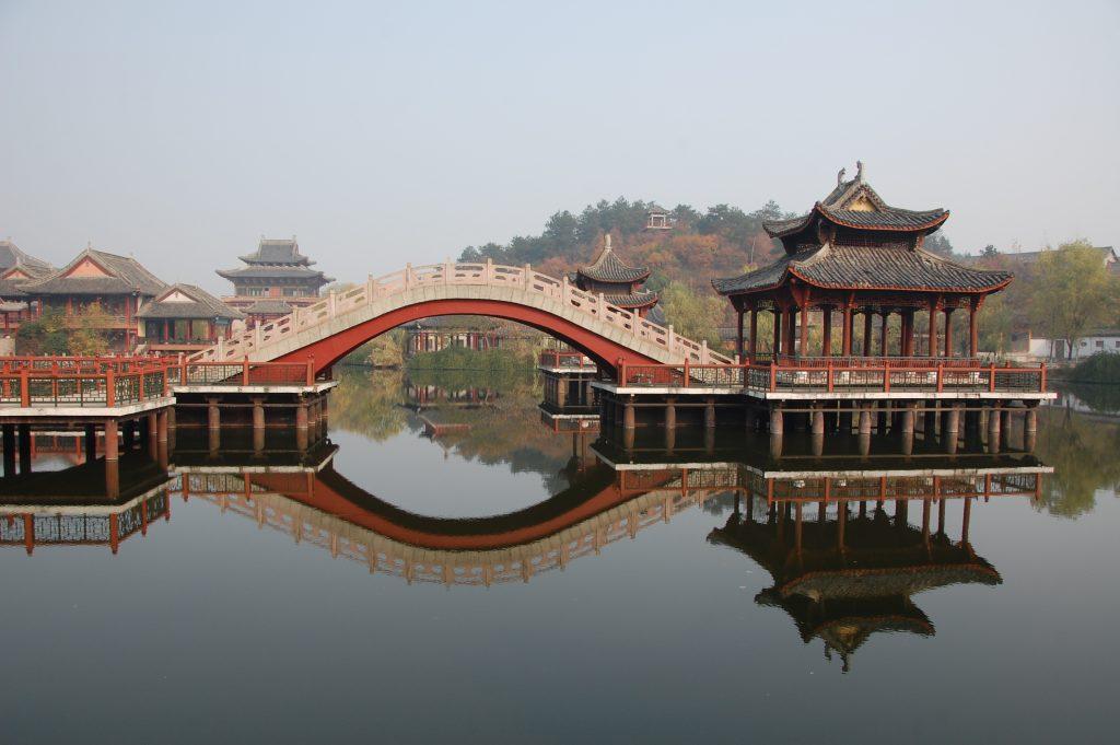 Filming resumes in China November 2020